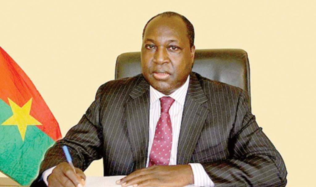 Zéphirin-Diabré Burkina Faso ministre
