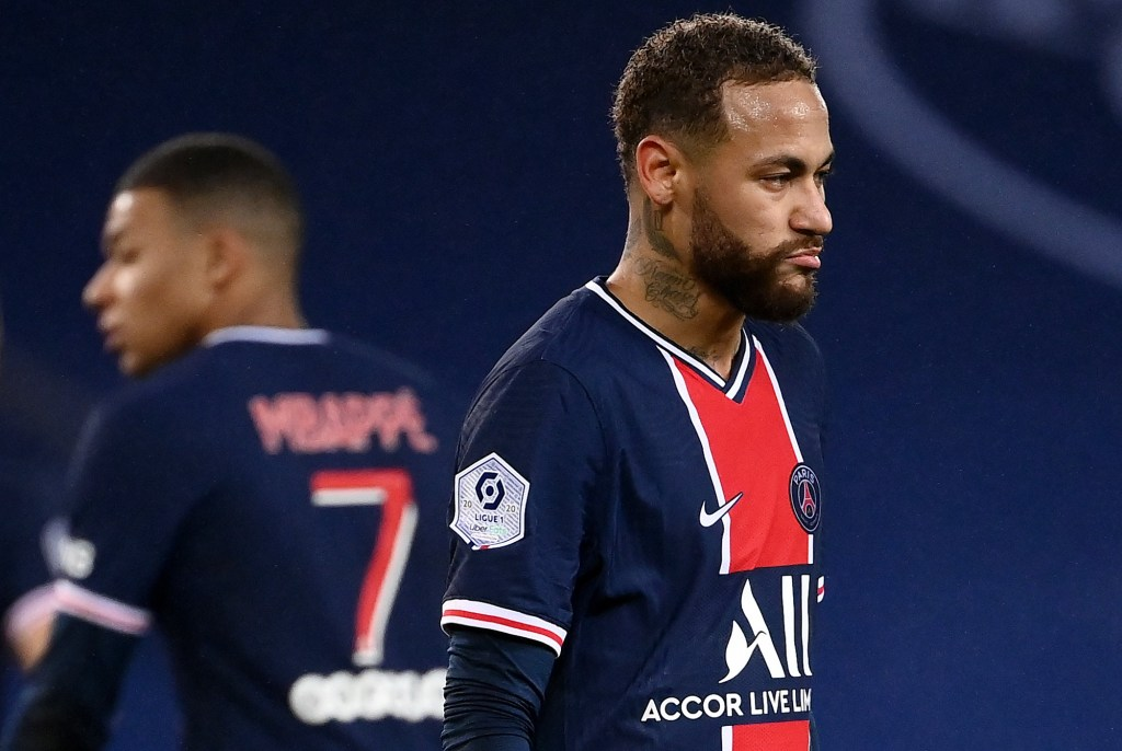 Neymar Nouvel An