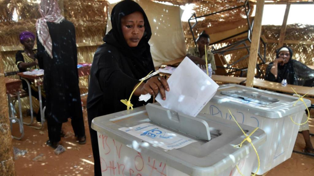 Niger scrutin