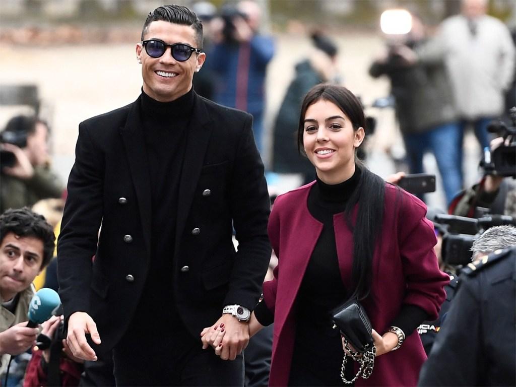 Cristiano Ronaldo Covid-19