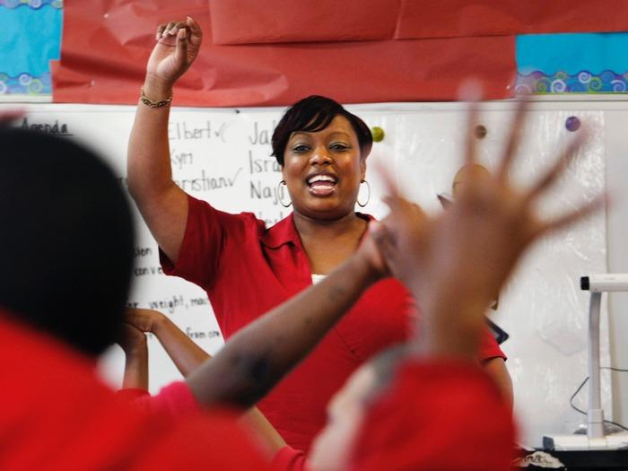 États-Unis opportunités d'emploi enseignants