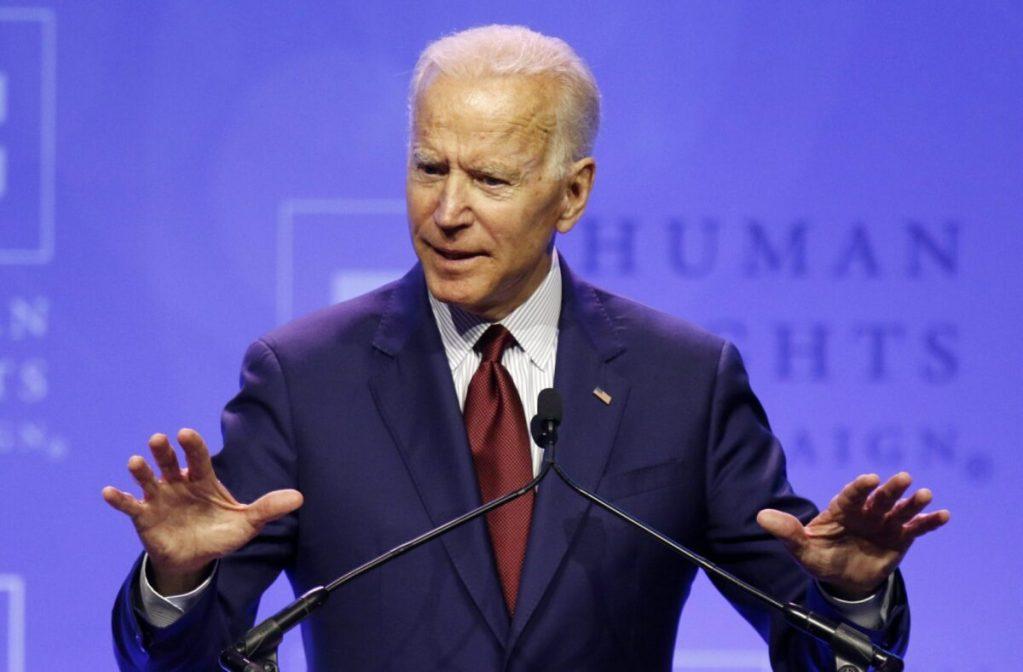 Joe Biden LGBTQI