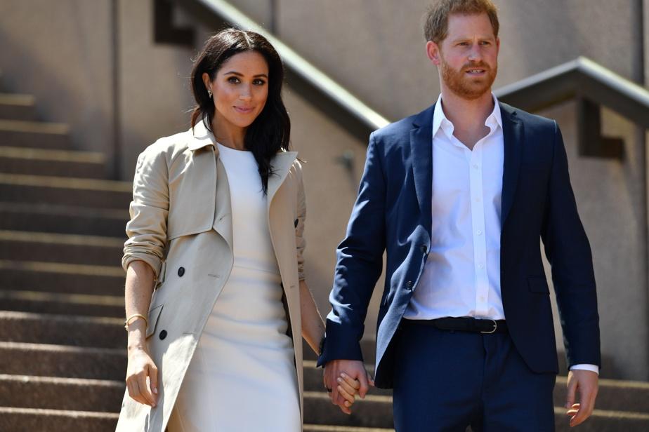 Meghan Markle  prince Harry 2è enfant bébé