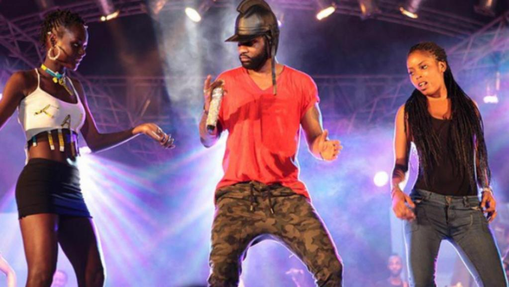 Fally Ipupa concert 1 million Cameroun