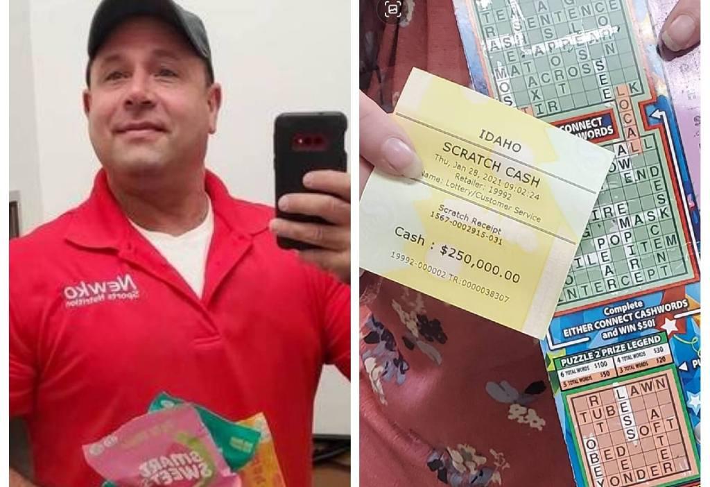 Bryan Moss gagne 6 fois loto secrets