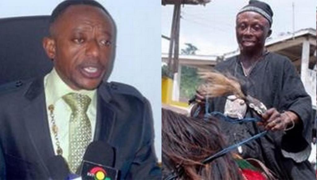 pasteur féticheur défis combat Ghana
