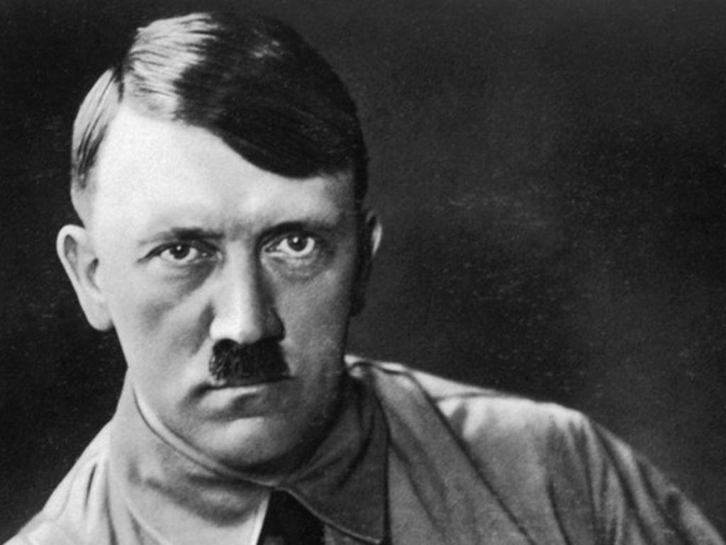 lunette de toilette Adolf hitler