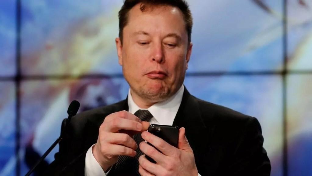 Elon Musk Starlink France