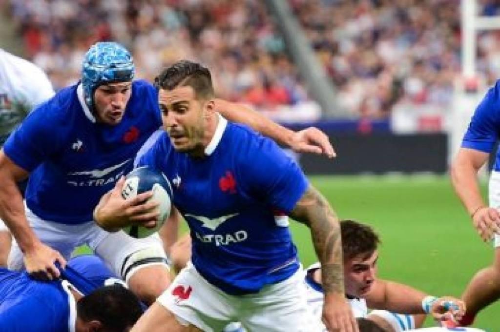Rugby XV France 5 nouveaux cas