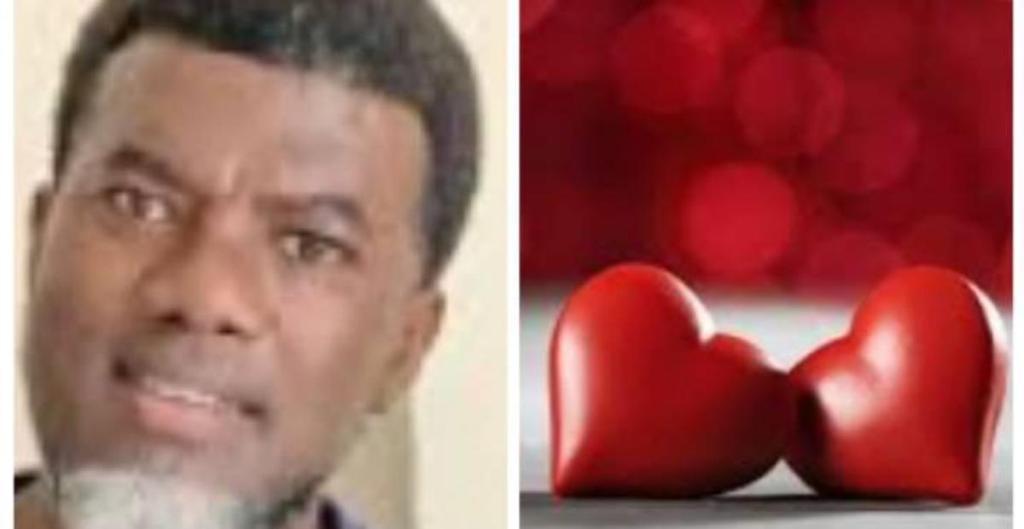 saint-valentin partenaire questions Reno Omokri