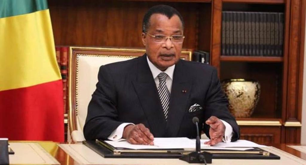 élections présidentielles Congo Brazzaville