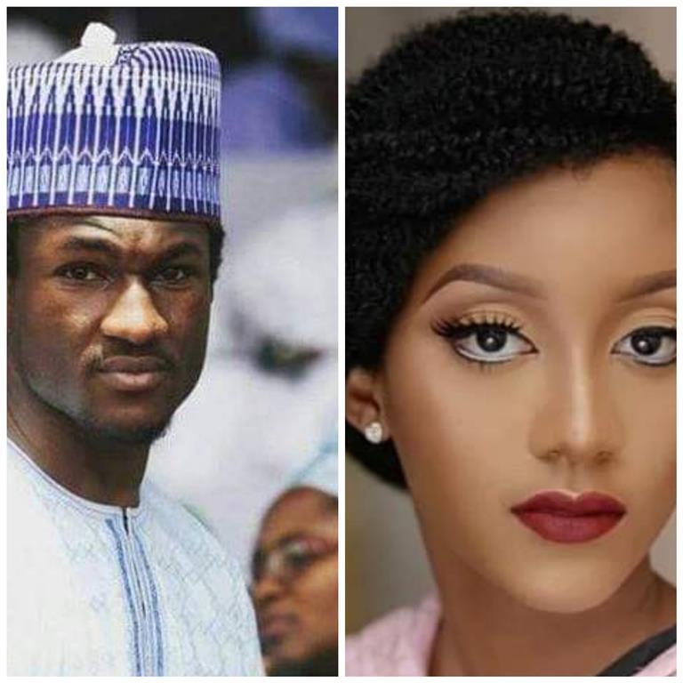 Yusuf Buhari fils se marie Zahra Bayer Kano