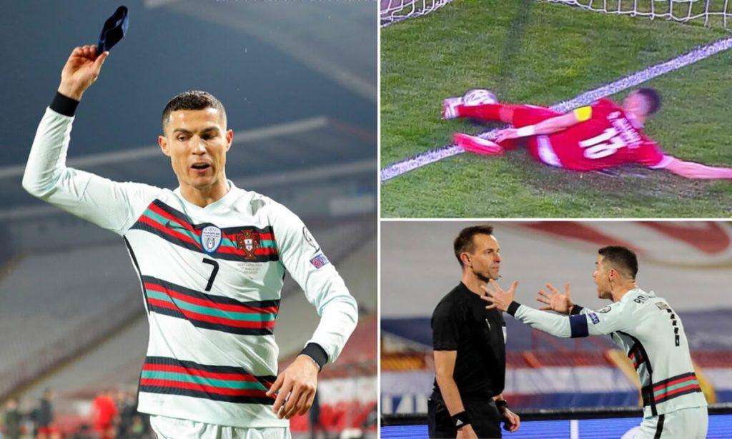 Cristiano Ronaldo brassard