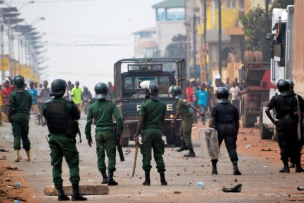 Bénin 1 mort manifestation pré électorales
