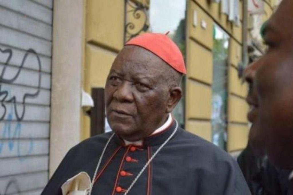 Christian Wiyghan Tumi mort archevêque émérite de Douala