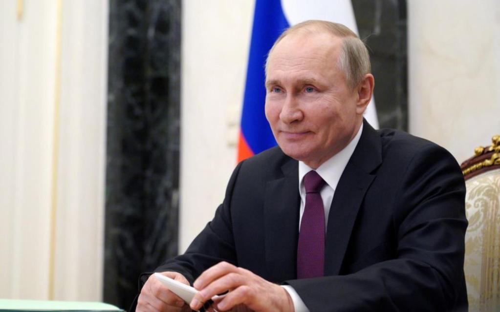 Vladimir Poutine loi prolonger mandat 2036