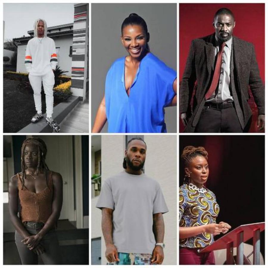 Forbes Afrique personnes plus influentes continent