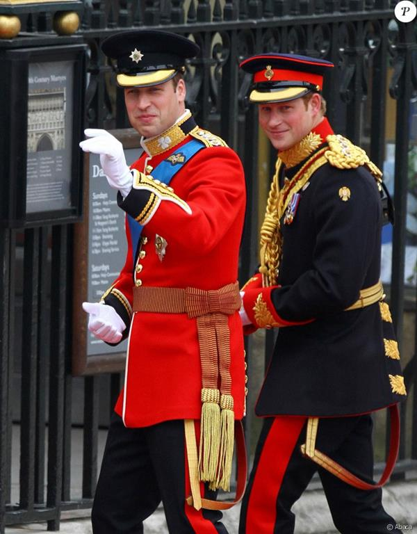 Funérailles Prince Philip Harry William ensemble