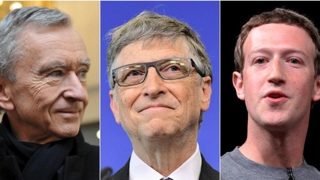 milliardaires riches temps Forbes