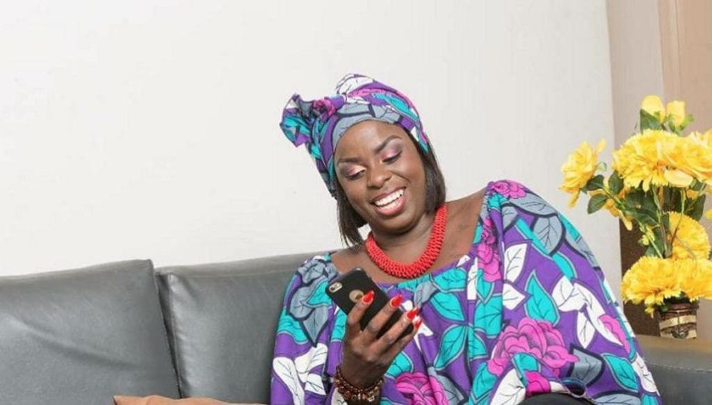 Yvidero tout savoir humoriste ivoirienne