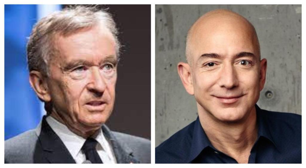 Bernard Arnault plus riche du monde Forbes 2021