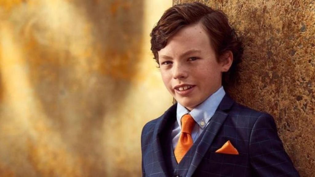 Mike Wimmer 12 ans 2 diplômes 1 entreprise