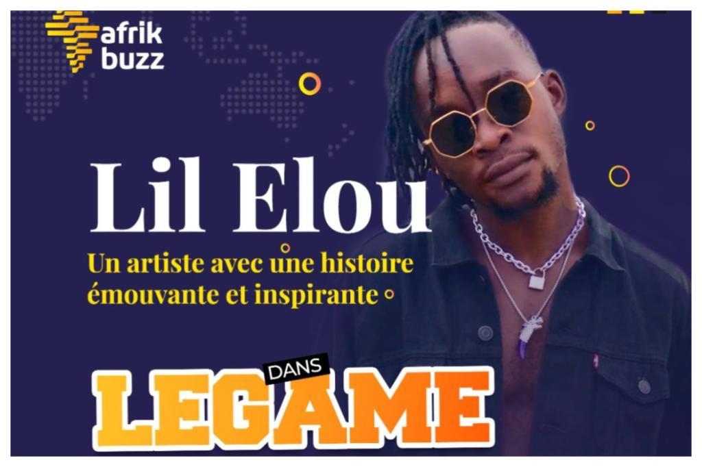 Lil Elou biographie origine Legame