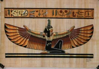 Origine de l'art et de l'architecture de la planète: le Maât Égyptien
