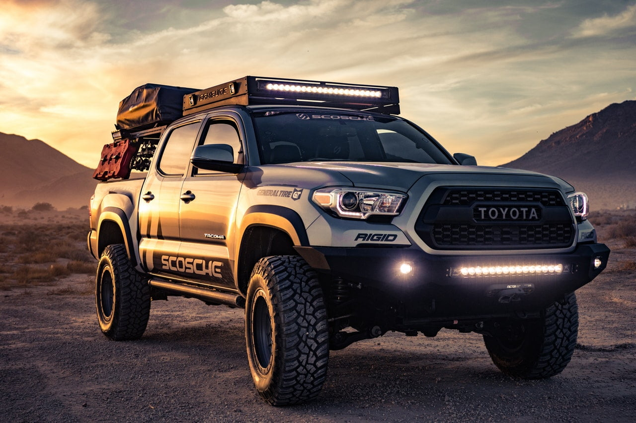 Toyota launches new model for off road