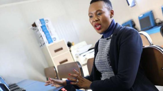South Africa's minister who flouted lockdown rules sent on leave