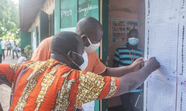 Benin votes in controversial poll despite virus