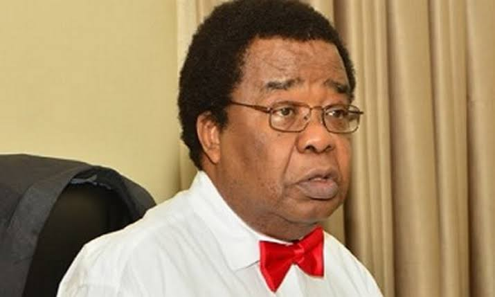 Blame African Leaders For Chinese Inhuman Treatment Of Black People –Prof Bolaji Akinyemi