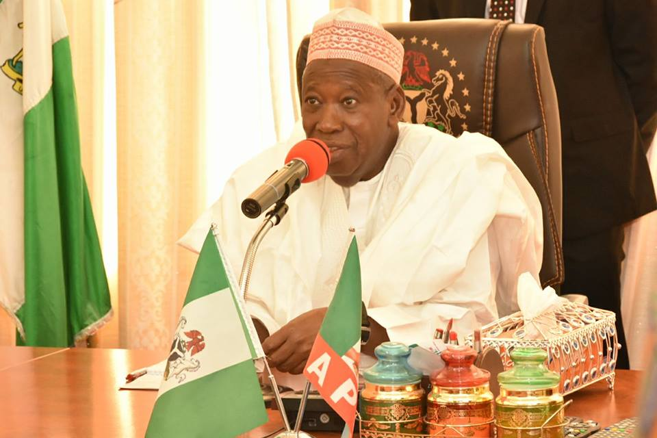 COVID-19: Kano Is In Trouble, Governor Ganduje Says