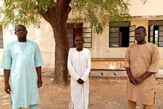 Three Men Arrested For Insulting President Buhari And Governor Masari On Social Media  Photo 574778652436916318