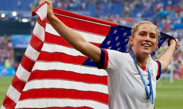 Manchester City's new marking Abby Dahlkemper prepared to accept derby