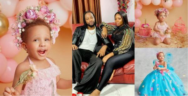 Teddy A and BamBam Celebrates daughters birthday