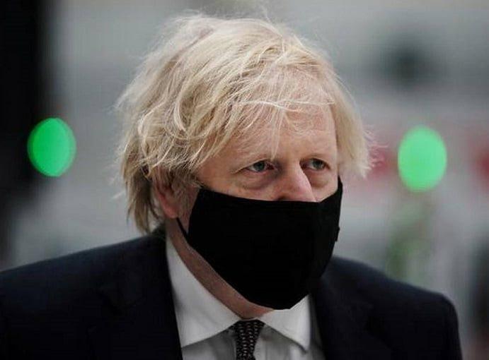 Boris Johnson official trip to India cancelled