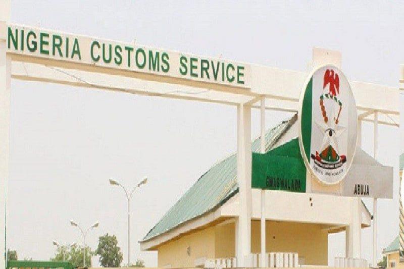 Nigeria Customs Service raised N466.1bn revenue