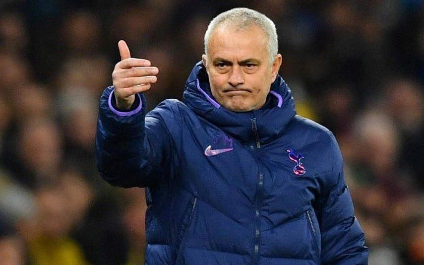 Tottenham fired Mourinho