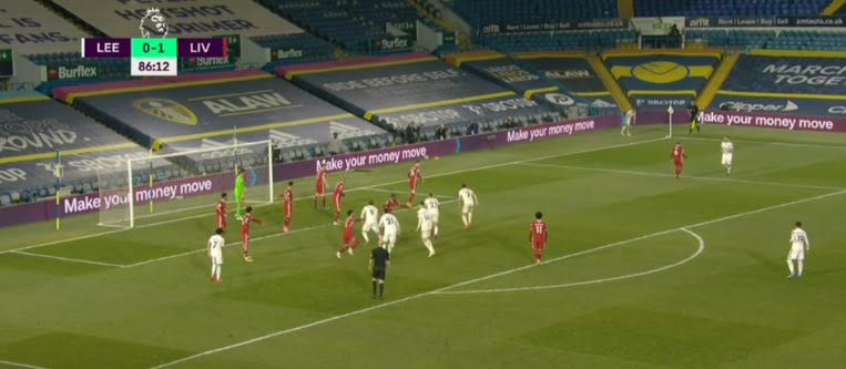 Liverpool's engine faltered in Leeds