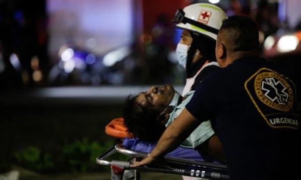 Mexico metro disaster