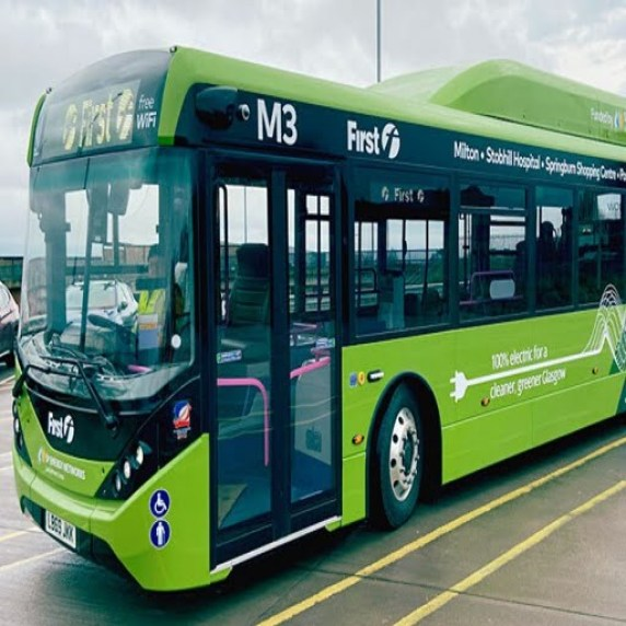 New Dutch electric city buses