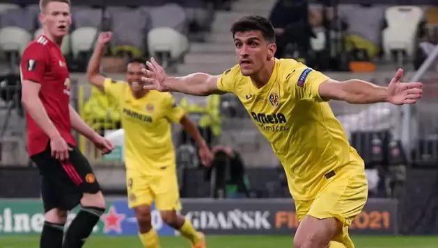 Europa League winner