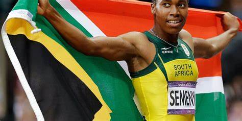 Semenya must forget about the Olympics