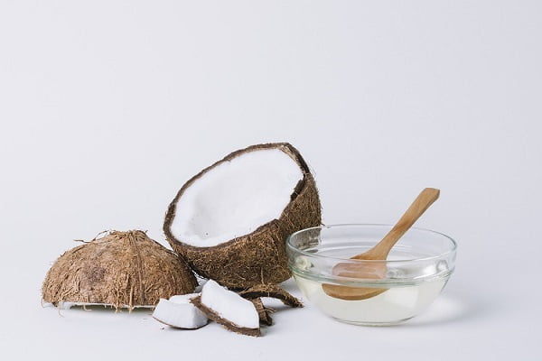 coconut oil Get Rid of Head Lice