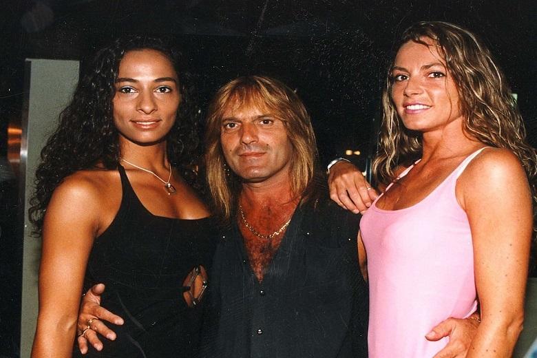 The Romeo of Rimini also known as Maurizio Zanfanti or simply Zanza, to 'zanzara'