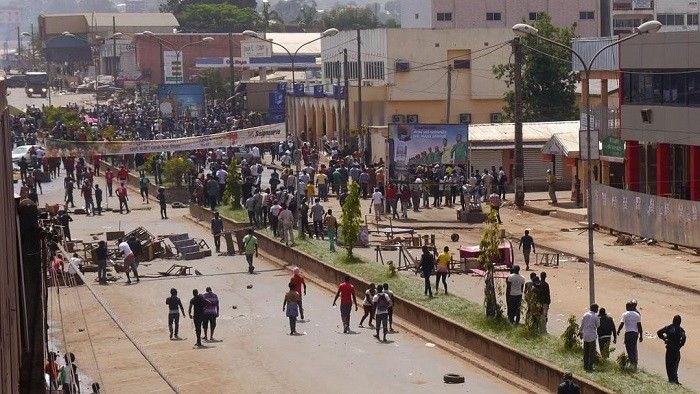"""Death sentence of separatists in Cameroon: """"strong message of justice to terrorists"""""""