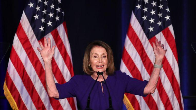 """From """"morbidly obese"""" to """"sick woman"""": another brawl between Trump and Pelosi"""