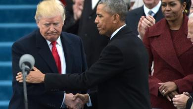 Trump breaks 40-year tradition and declines ceremony to reveal Obama portrait