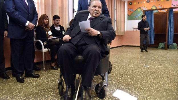 Algeria: no 5th term for Bouteflika
